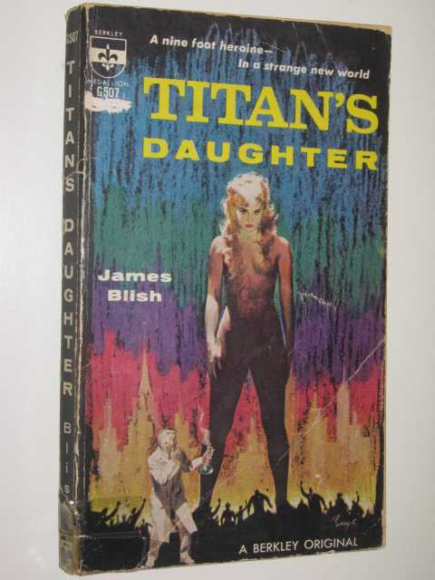 Image for Titan's Daughter