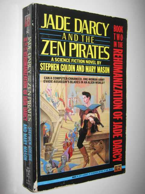 Image for Jade Darcy and the Zen Pirates
