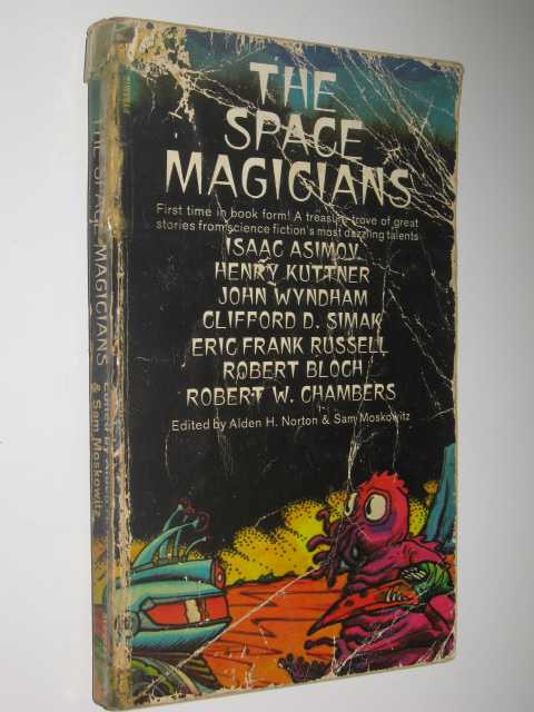 Image for The Space Magicians