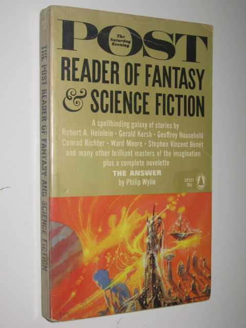 Image for The Saturday Evening Post Reader of Fantasy & Science Fiction