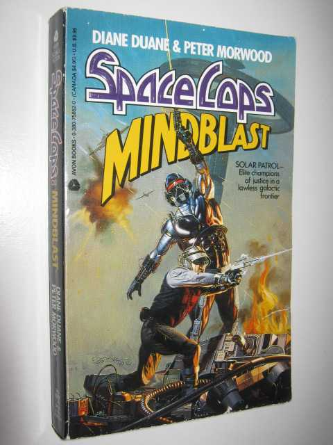 Image for Mindblast - Space Cops Series
