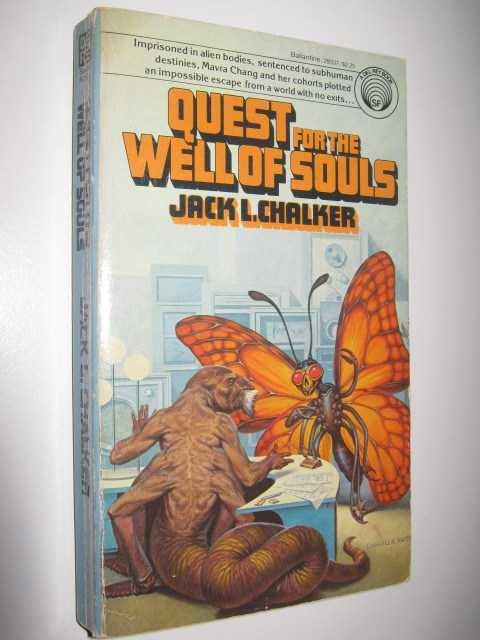 Image for Quest for the Well of Souls - Well World Series #3