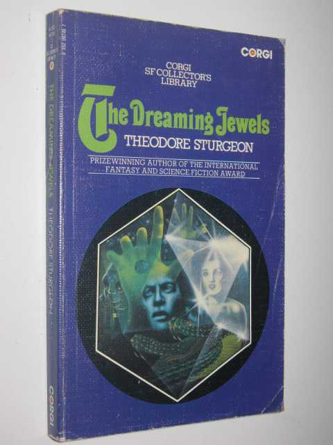 Image for The Dreaming Jewels