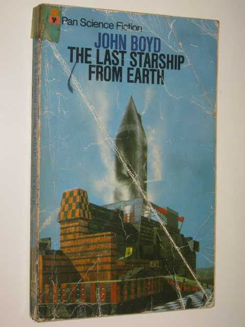 Image for The Last Starship from Earth
