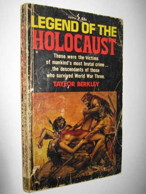 Image for Legend of the Holocaust