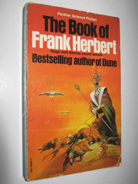 Image for The Book of Frank Herbert