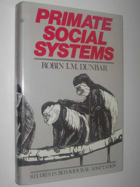 Image for Primate Social Systems