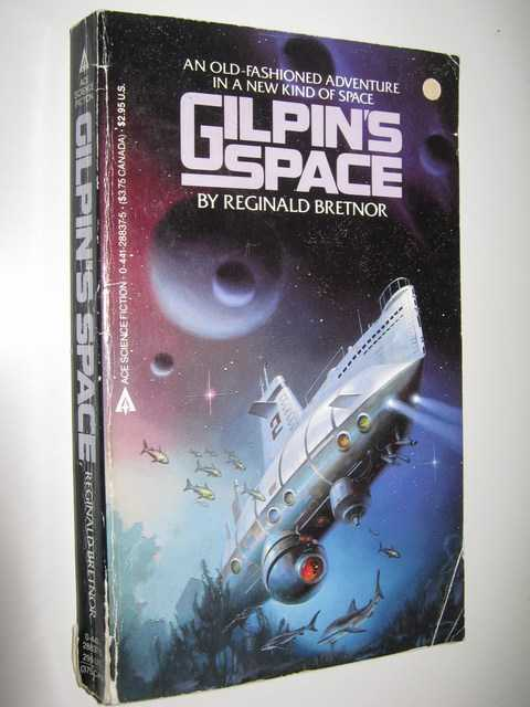 Image for Gilpin's Space