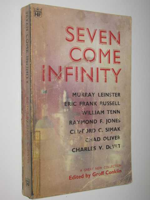 Image for Seven Come Infinity