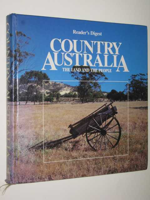 Image for Country Australia : The Land and Its People