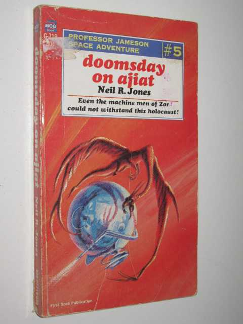 Image for Doomsday on Ajiat