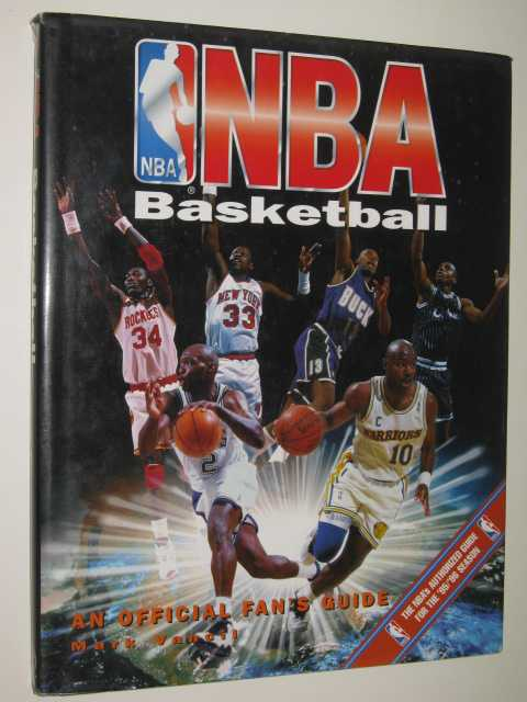Image for NBA Basketball : An Official Fan's Guide