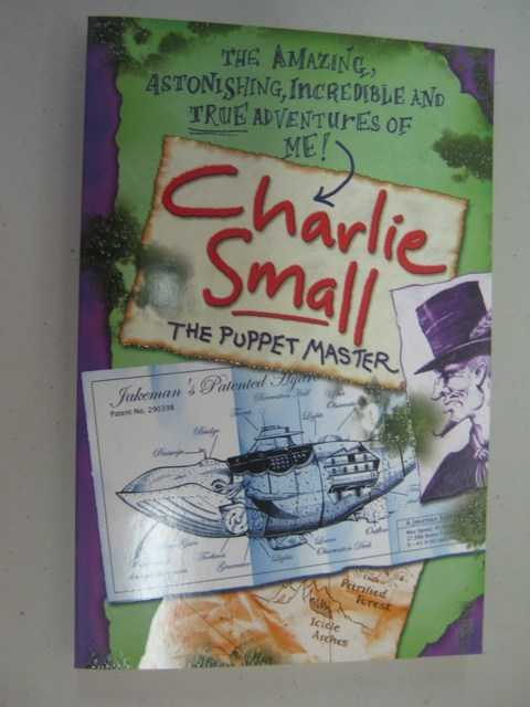 Image for The Puppet Master - Charlie Small Series #3