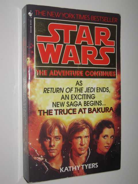 Image for The Truce at Bakura - STAR WARS Series
