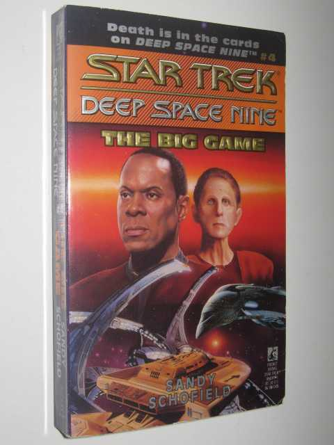Image for The Big Game - STAR TREK Deep Space Nine Series #4