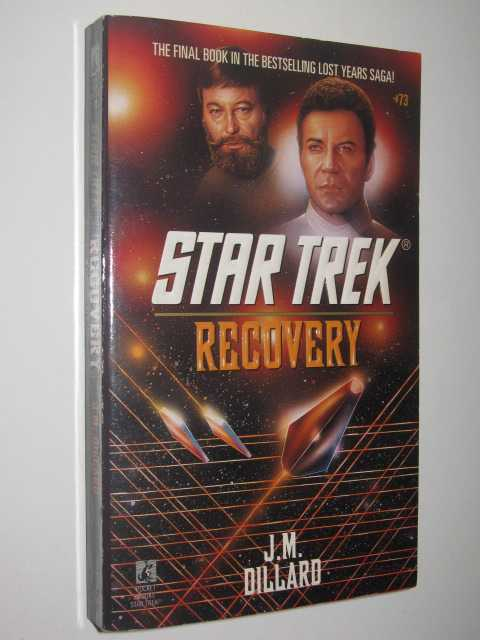 Image for Recovery - STAR TREK Series #73