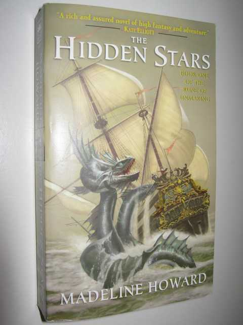 Image for The Hidden Stars - the Rune of Unmaking Series #1
