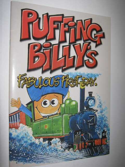 Image for Puffing Billy's Fabulous First Day