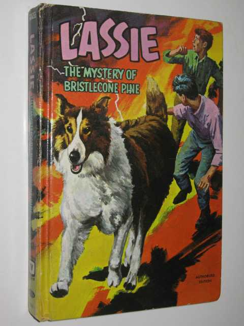 Image for Lassie: The Mystery of Bristlecone Pine