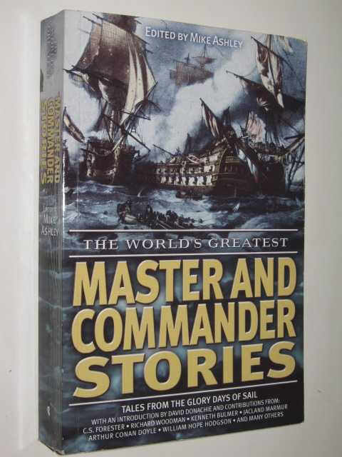 Image for The World's Greatest Master and Commander Stories