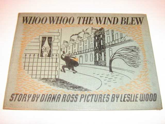 Image for Whoo Whoo the Wind Blew