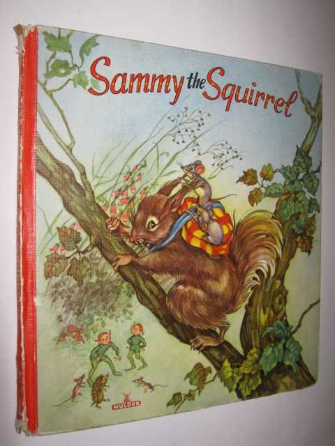 Image for Sammy the Squirrel