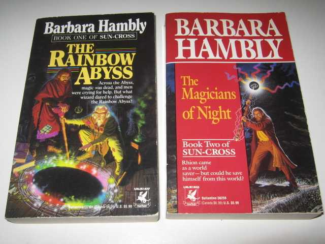 Image for Sun-Cross Series : The Rainbow Abyss + The Magicians of Night