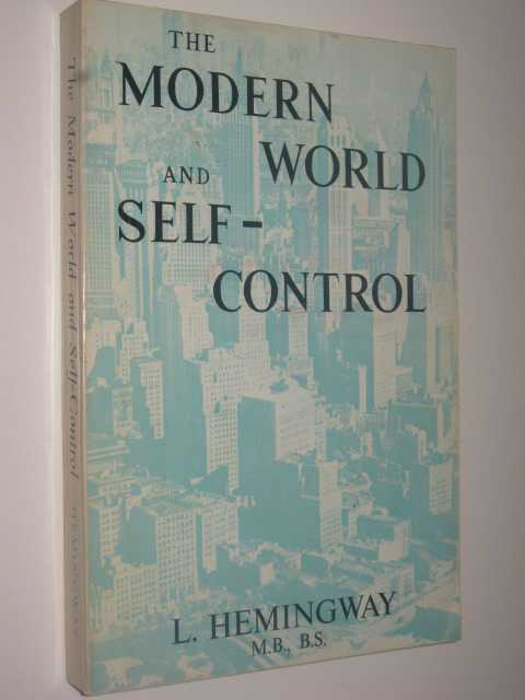 Image for The Modern World and Self-Control