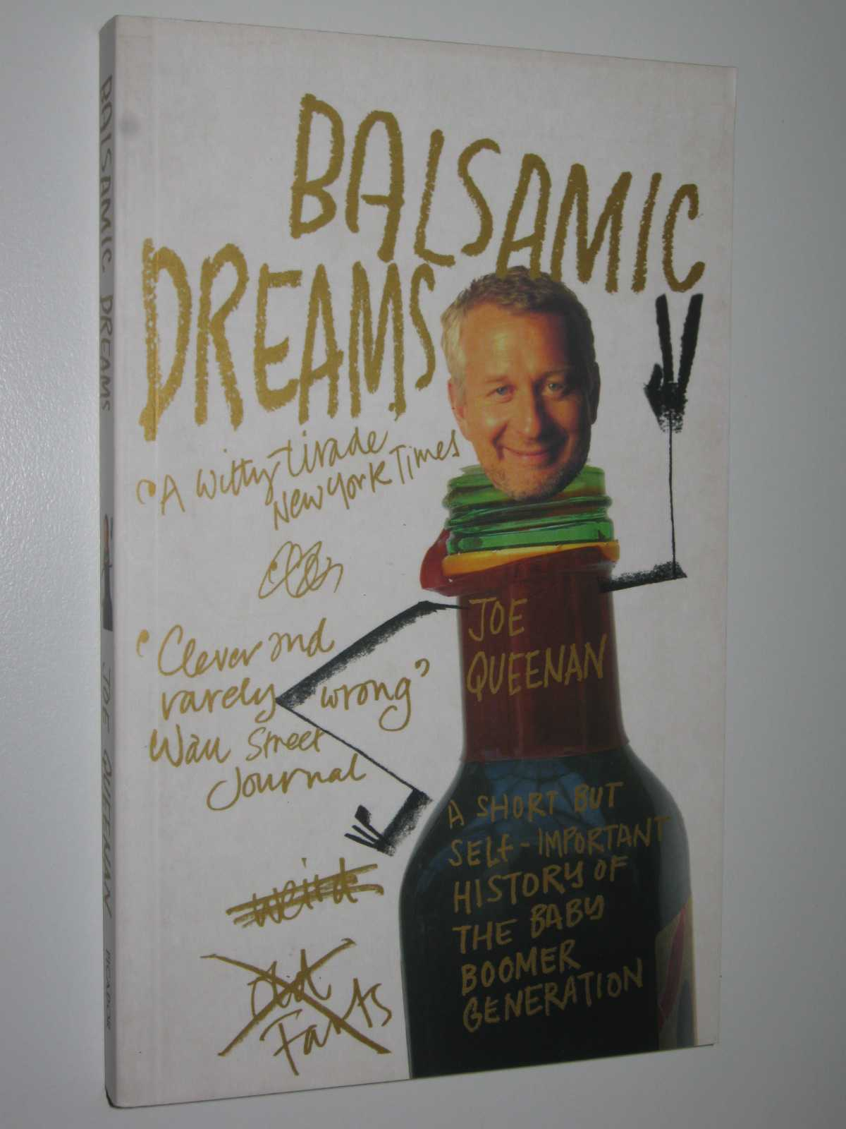 Image for Balsamic Dreams