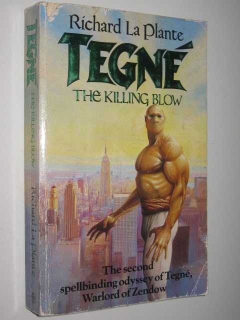 Image for The Killing Blow - Tegne Trilogy #2