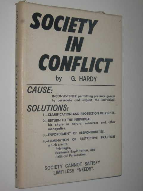 Image for Society in Conflict