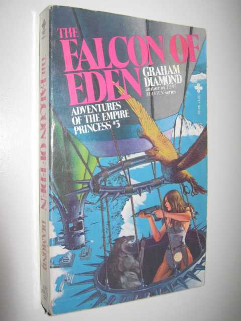 Image for The Falcon of Eden