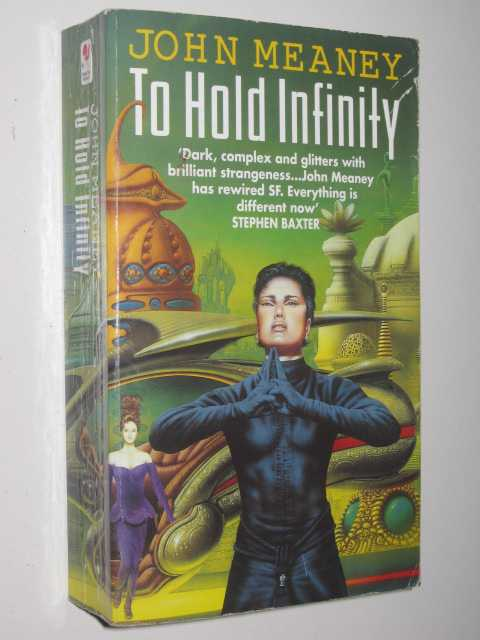 Image for To Hold Infinity