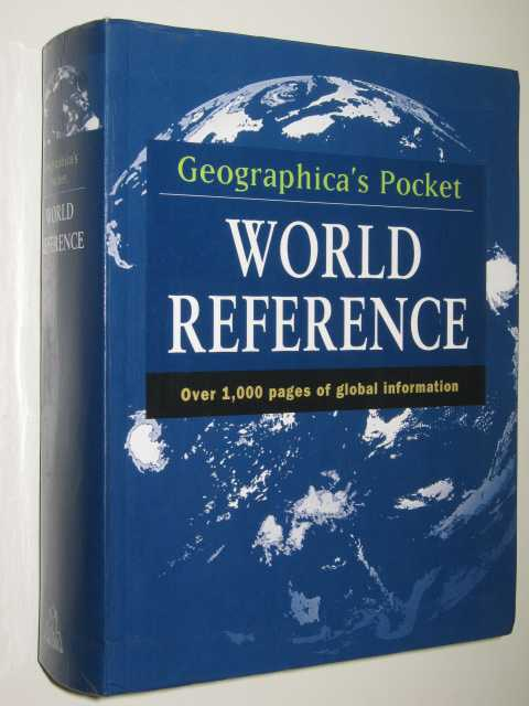 Image for Geographica's Pocket World Reference