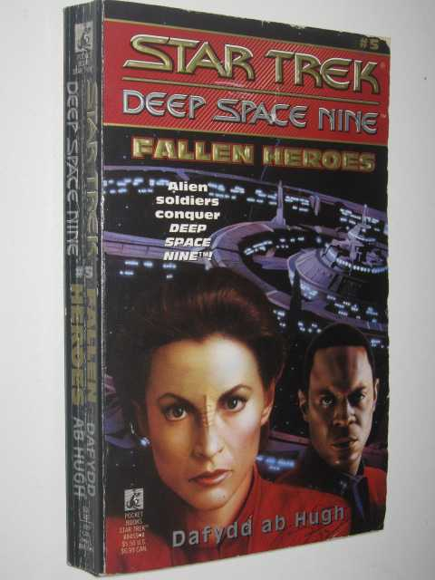 Image for Fallen Heroes - STAR TREK Deep Space Nine Series #5