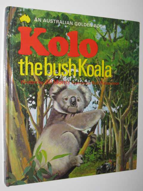 Image for Kolo The Bush Koala