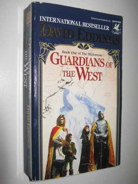 Image for Guardians of the West - The Malloreon Series #1