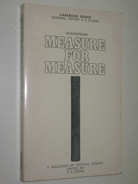 Image for Measure for Measure - Casebook Series