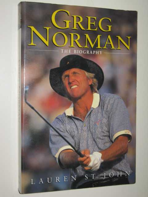 Image for Greg Norman : The Biography