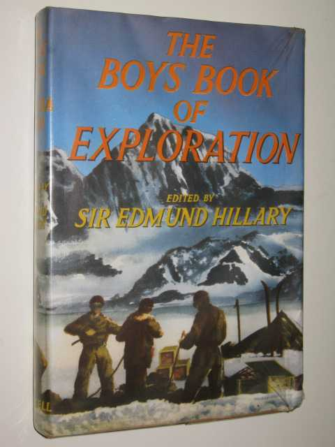 Image for The Boys Book of Exploration