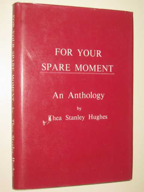 Image for For Your Spare Moment : An Anthology