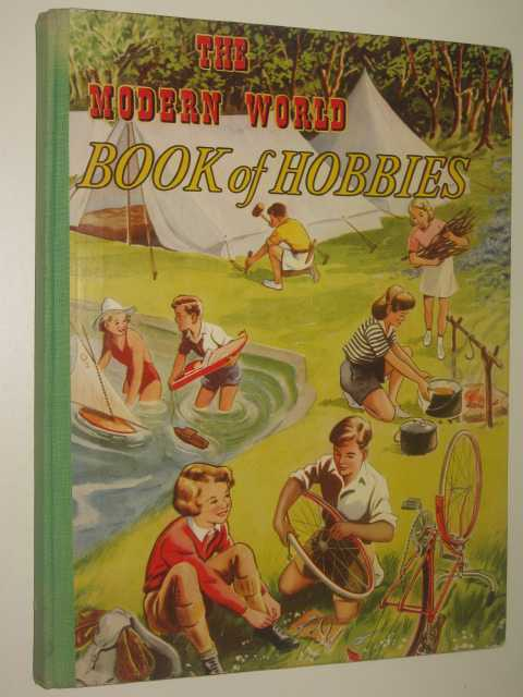 Image for The Modern World Book Of Hobbies