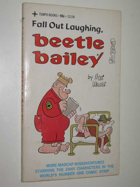 Image for Fall Out Laughing - Beetle Bailey Series #2
