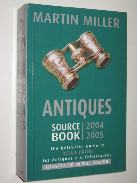 Image for Antiques Source book 2004-2005