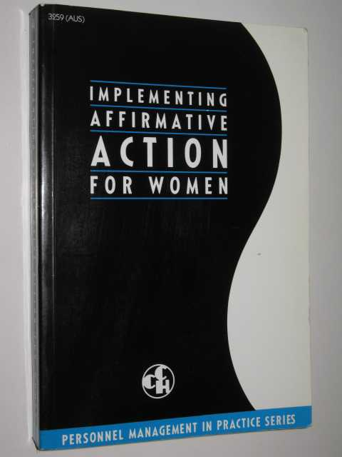 Image for Implementing Affirmative Action for Women