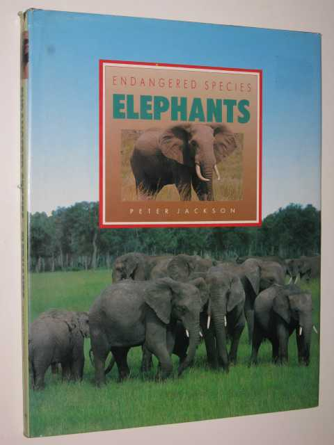 Image for Endangered Species: Elephants