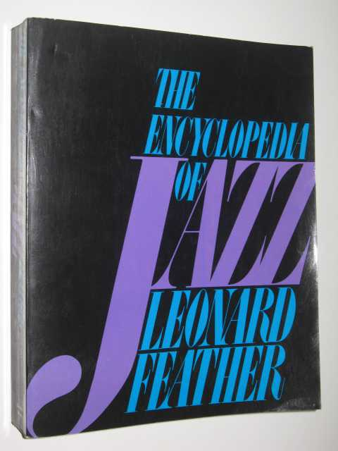Image for The Encyclopedia of Jazz
