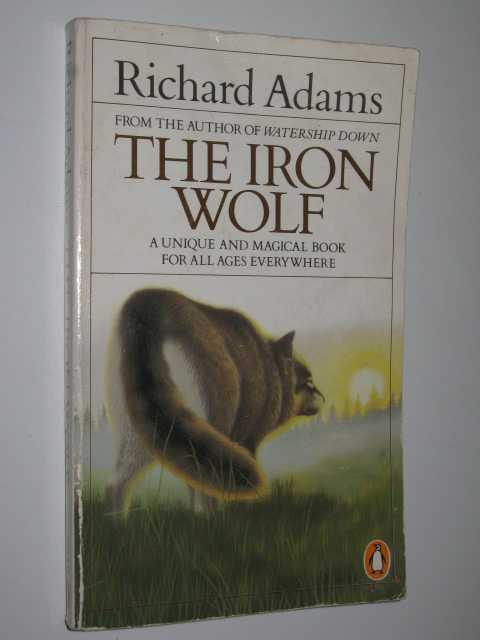 Image for Iron Wolf and Other Stories