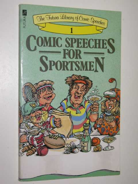 Image for Comic Speeches for Sportsmen