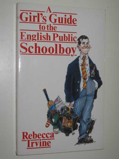 Image for A Girl's Guide to the English Public Schoolboy